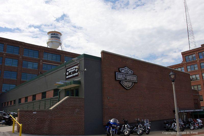 Harley-Davidson University & Conference Center em Milwaukee - Wisconsin