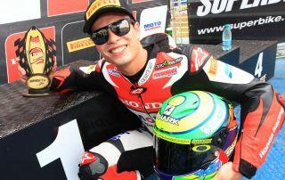 Superbike: Eric Granado vence as duas corridas em Goiânia e se aproxima do título