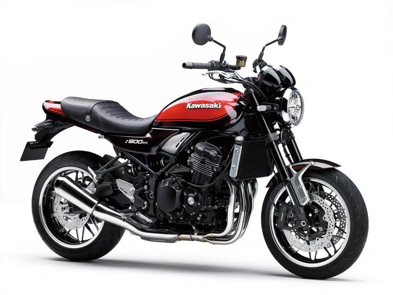 Kawasaki Z900 RS a naked clássica e moderna ao mesmo tempo.
