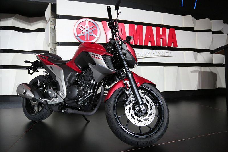 A surpreendente Yamaha Fazer 250 ABS 2018