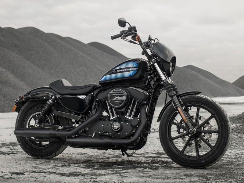 Harley-Davidson Iron 1200 (Foto: Harley-Davidson/Divulgação)