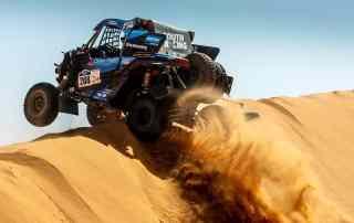 Brasileiros são campeões dos UTVs no Rally Merzouga