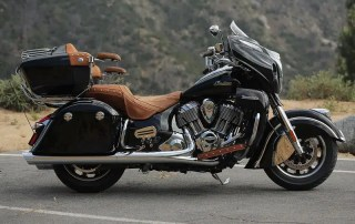 Indian Motorcycle anuncia recall da Roadmaster