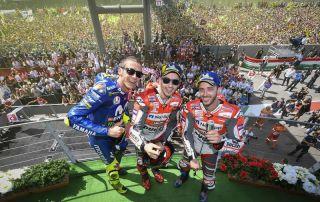 MotoGP: Jorge Lorenzo volta a vencer um ano e meio depois