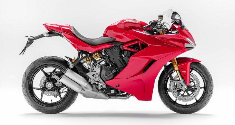 Ducati Supersport S começa a ser vendida no Brasil por 63.900