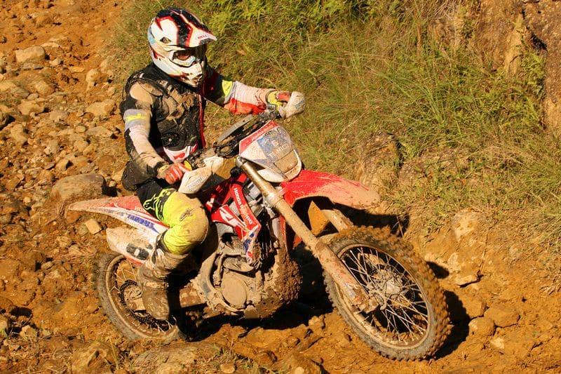 Tunico Maciel, piloto de Enduro de Regularidade da equipe Honda Racing, vai em busca de seu quarto título brasileiro.
