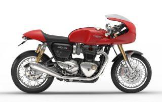 Triumph expõe duas motocicletas no Salão do Automóvel de São Paulo