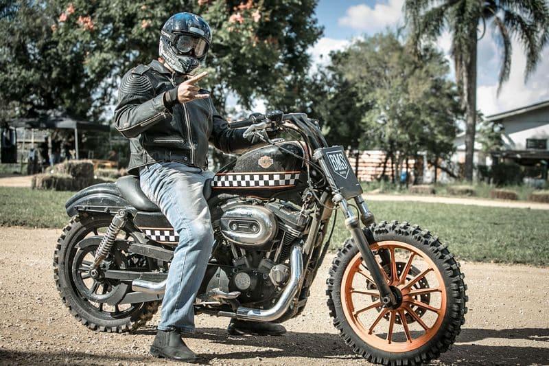 BMS Motorcycle é um dos maiores apoiadores da modalidade no Brasil - Cred Ebraim Martini