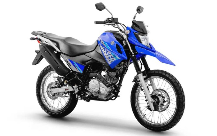Yamaha Crosser 2019 Z - ABS
