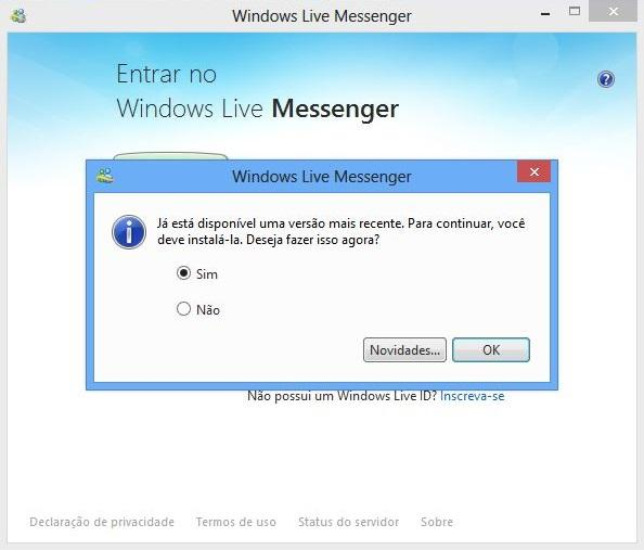 MSN is over