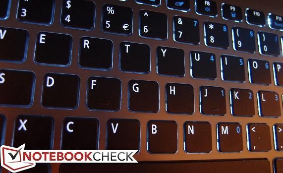 teclado acer