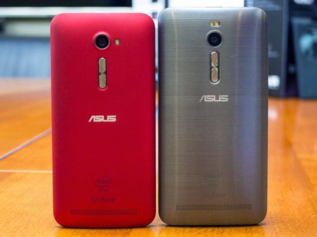 Zenfone ZE500CL (vermelho)