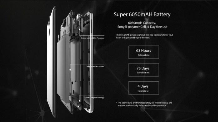 Ulefone Power 4G
