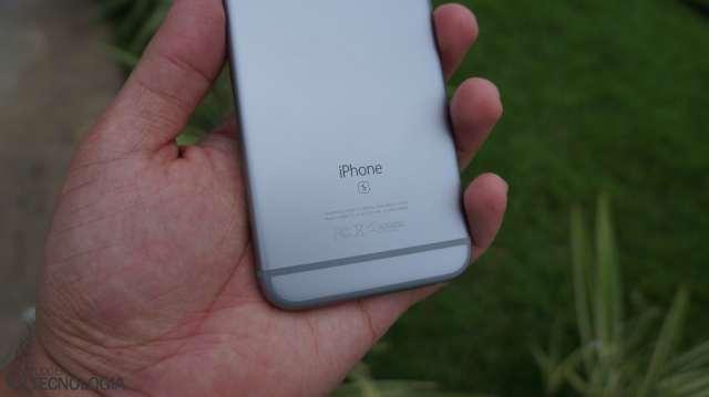 iPhone 6S bateria