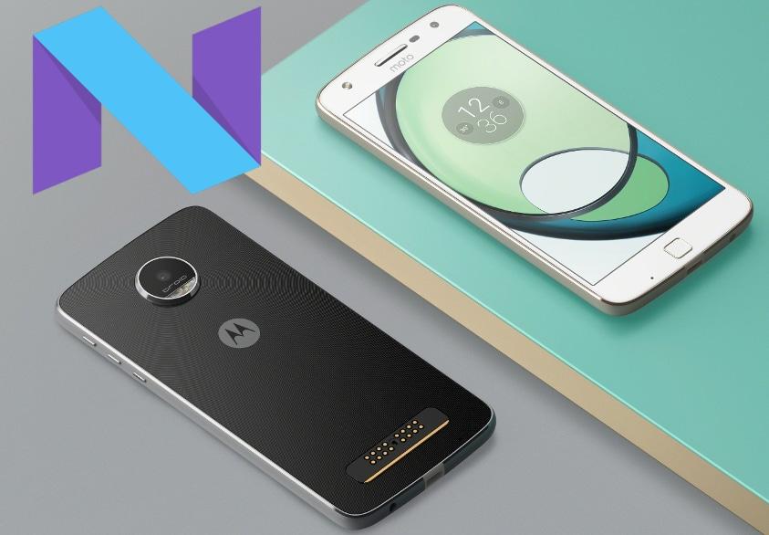 Como atualizar Moto Z Play comprado na China para Android 7.1