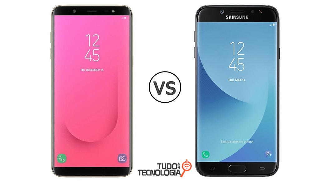 480bb61581 Galaxy J8 vs J7 Pro: qual Galaxy é melhor? – Tudo em Tecnologia