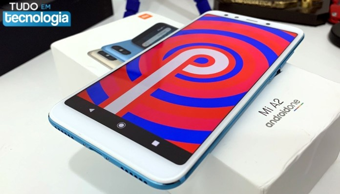 Mi A2 Android Pie