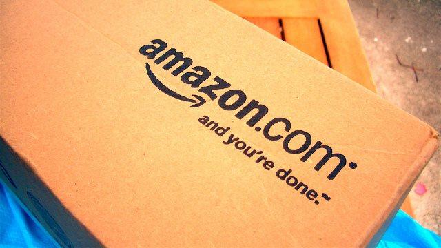 Amazon começa vender produtos físicos no Brasil.