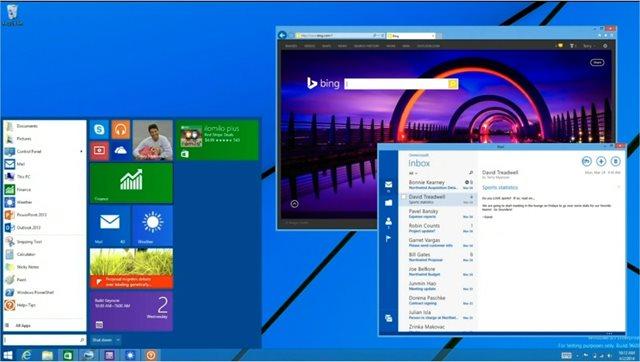Agora é oficial, menu Iniciar voltará ao Windows.