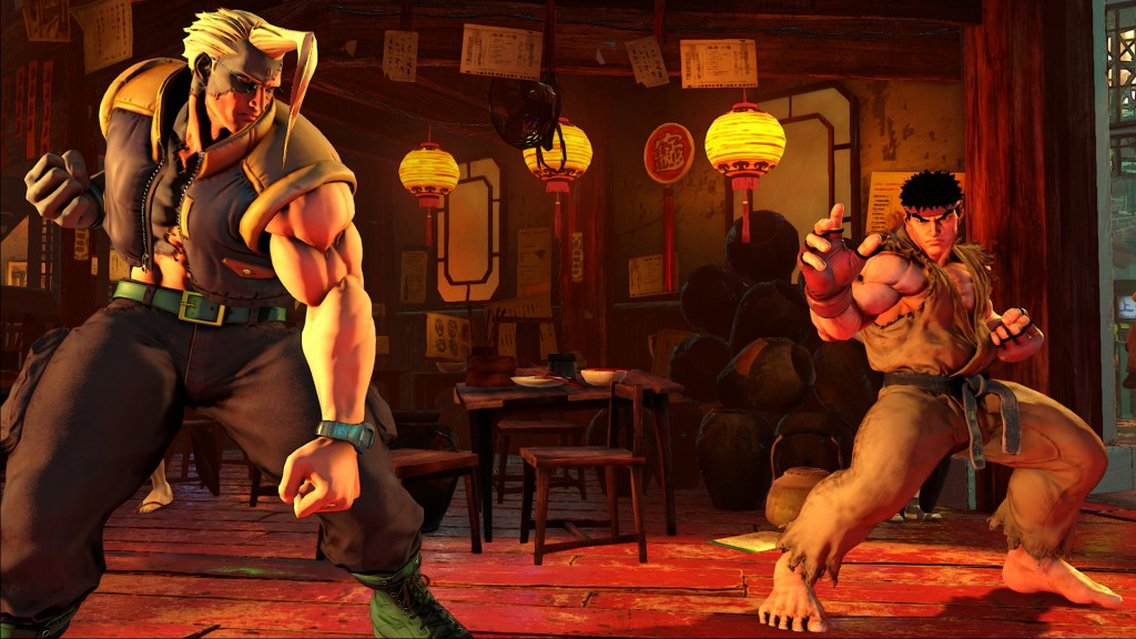 Street Fighter 5 revela beta e retorno de Nash
