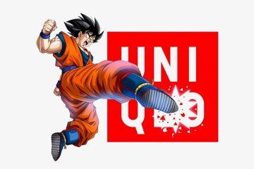UNIQLO Dragon Ball Z