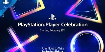Celebração dos Jogadores de PlayStation