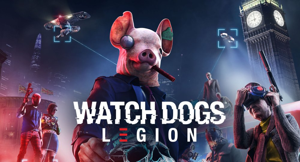 Watch Dogs Legions