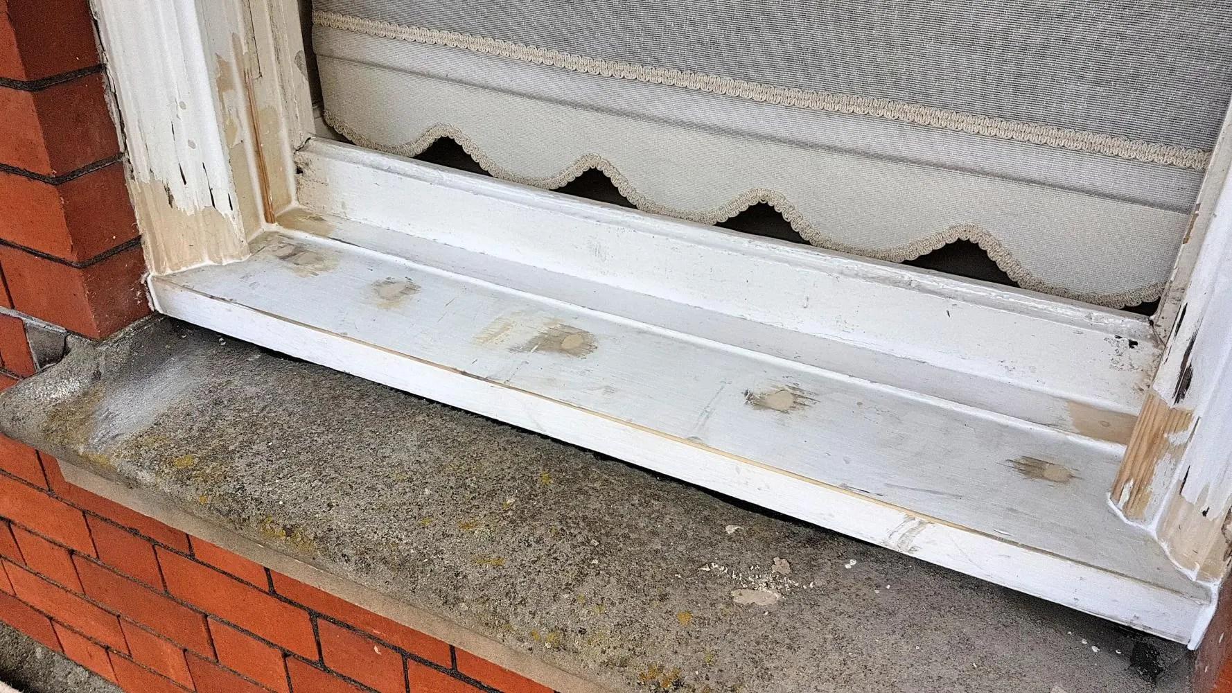 Watergate Mansions Sash Window Repair