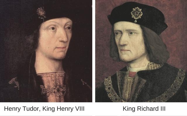Henry Tudor, King Henry VIII