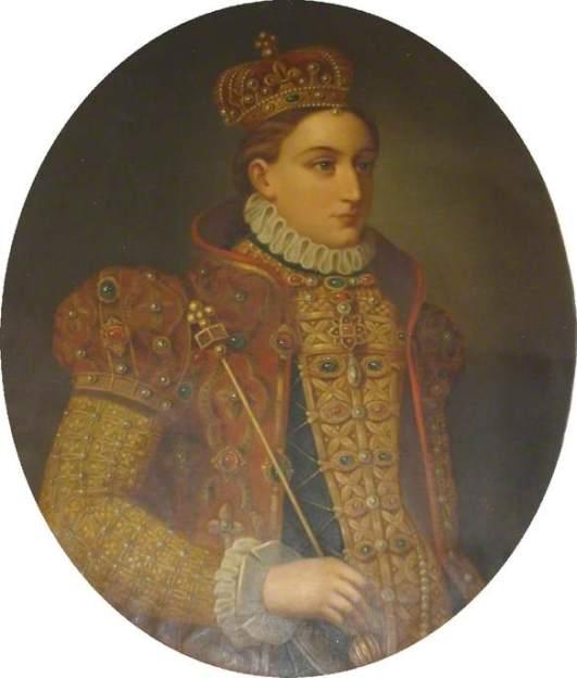 Riehe; Elizabeth I (1533-1603); Hull Guildhall; http://www.artuk.org/artworks/elizabeth-i-15331603-79974