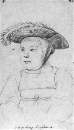 Young Henry VIII