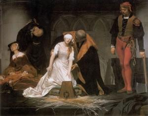 Public Domain: Lady Jane Grey