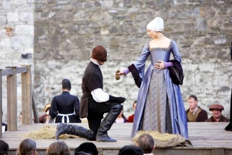 Image courtesy of Showtime's The Tudors
