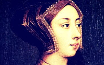 Early Letter from Anne Boleyn to Henry VIII (1)