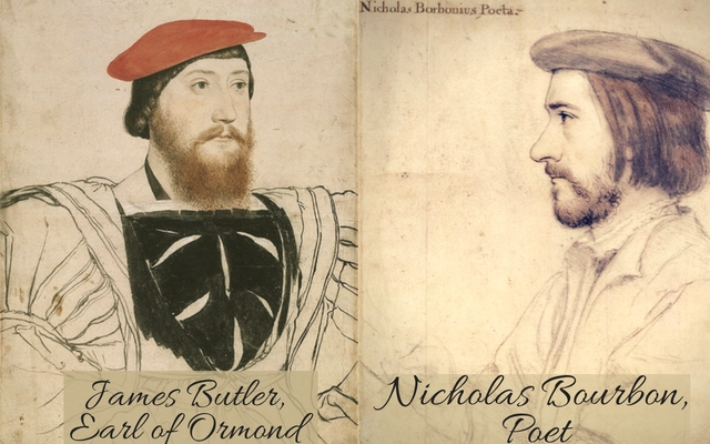 James Butler, 9th Earl of Ormond and 2nd Earl of Ossory. c. 1537