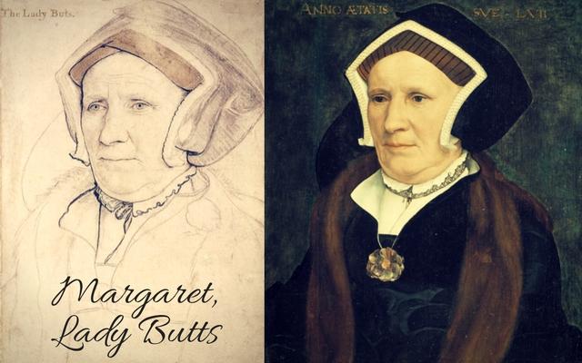 Margaret Butts, c.?1541 � c.?1543