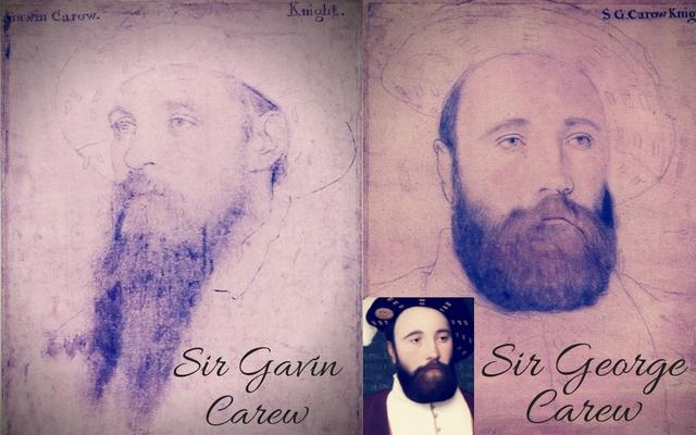 Gavin Carew c.?1532 � c.?1543