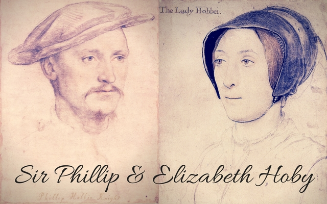 Both drawings in the Royal Collection. c. 1532-1543