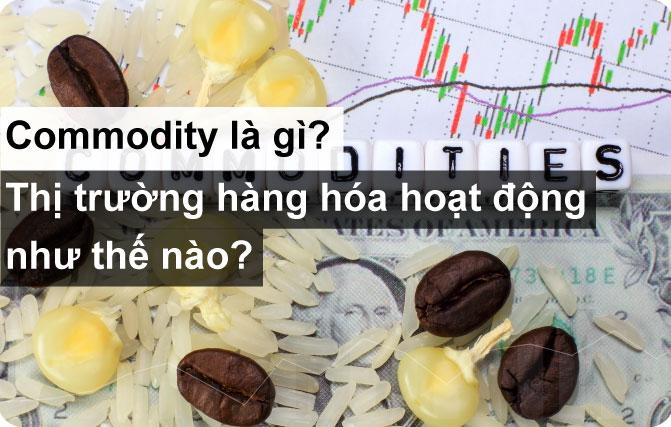 commodity là gì
