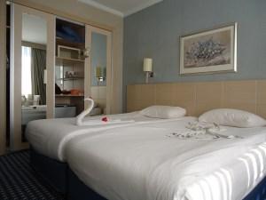 Hotel Zeynep Resort Zimmer im Haupthaus