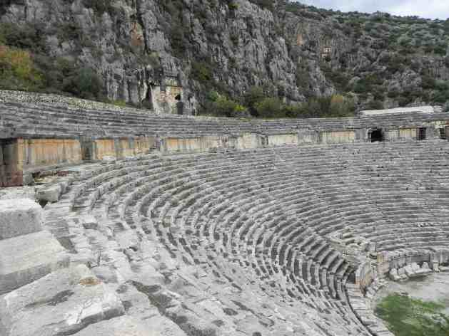 Theater in Myra
