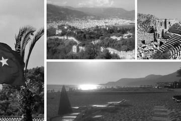 Schwarz Weiß Bilder Sammlung Türkei