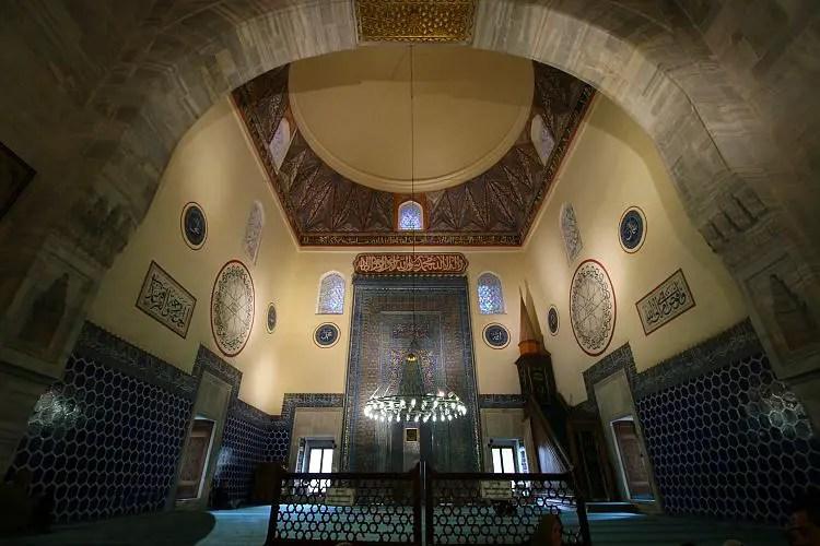 Innere der Moschee