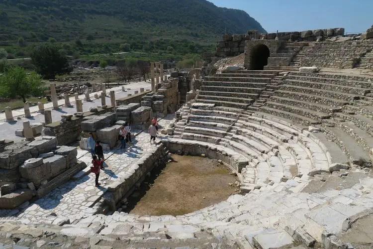 Odeon und Bouleuterion