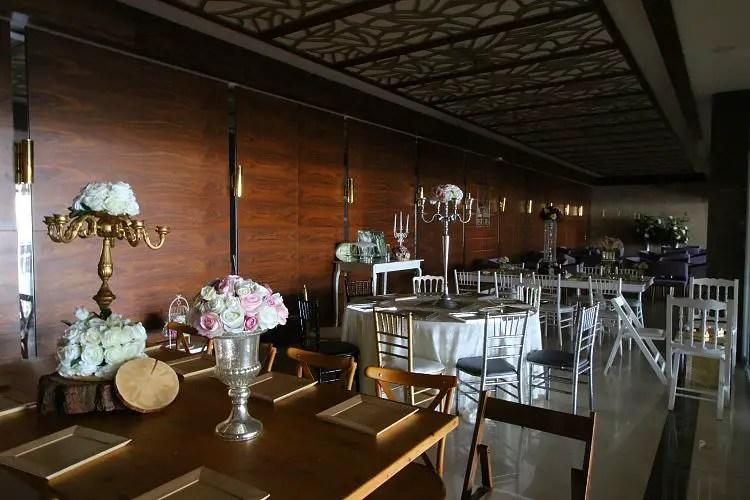 Cafe in der Lobby