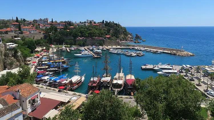 Wetter Antalya 25 Tage
