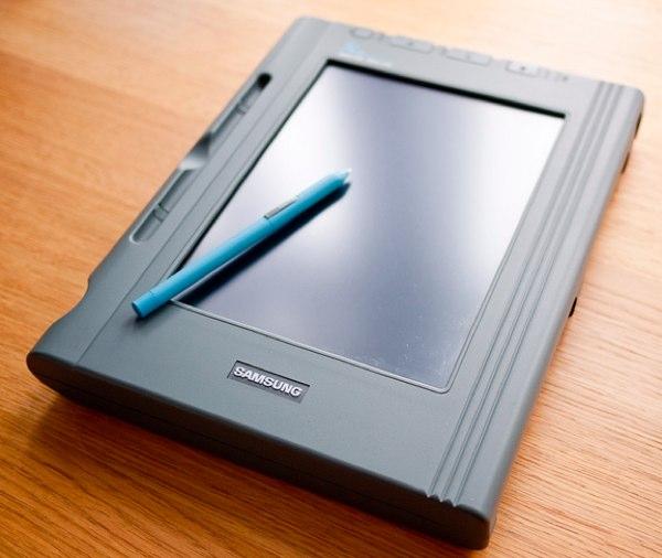 Samsung Penmaster tablet 1989