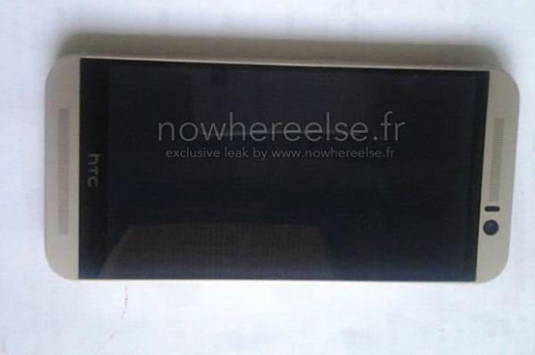 Permalink to Filtradas fotos del nuevo HTC One M9
