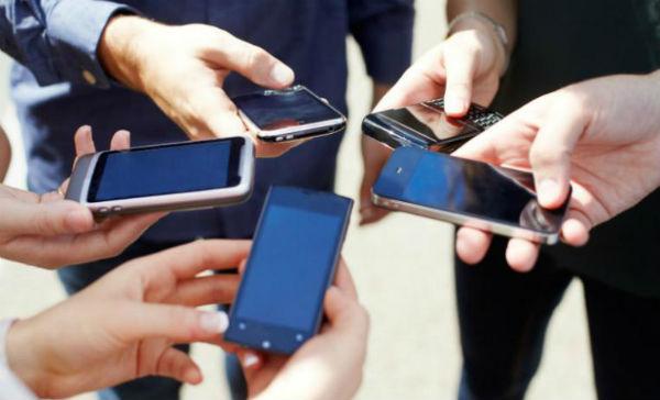 adicción móvil
