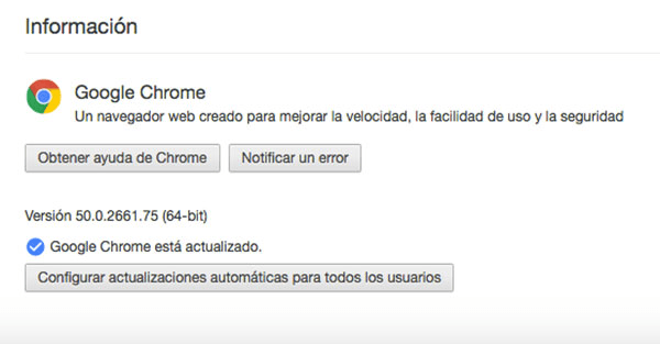 Google Chrome℗ 50